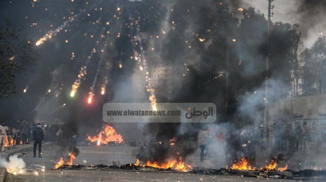 تجديد حبس 174 متهما في احداث اشتباكات جامعة الازهر