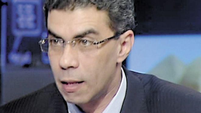 ياسر رزق في أول لقاء تليفزيوني له عقب توليه رئاسة