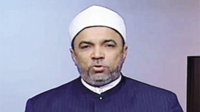 وقف إمام مسجد