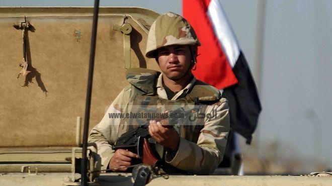 قوات من الجيش والشرطة تأمن ميادين السويس تحسباً لمسيرات الإخوان