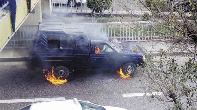الشهابى :حادث تفجير سيارات الامن المركزى