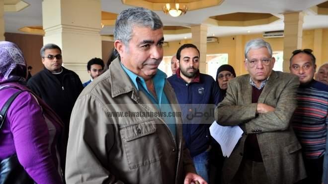 محافظ الإسكندرية يتفقد المنشآت الرياضية الجديدة في نادي سموحة