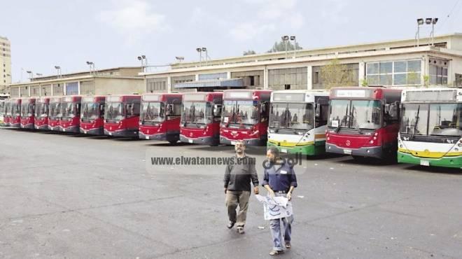 سائقو النقل العام والمترو والسرفيس والسكة الحديد يهددون بوقف المواصلات فى القاهرة