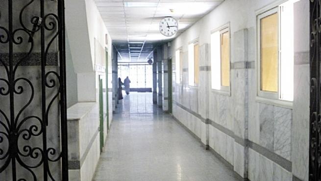 افتتاح قسم الطوارئ بمستشفى