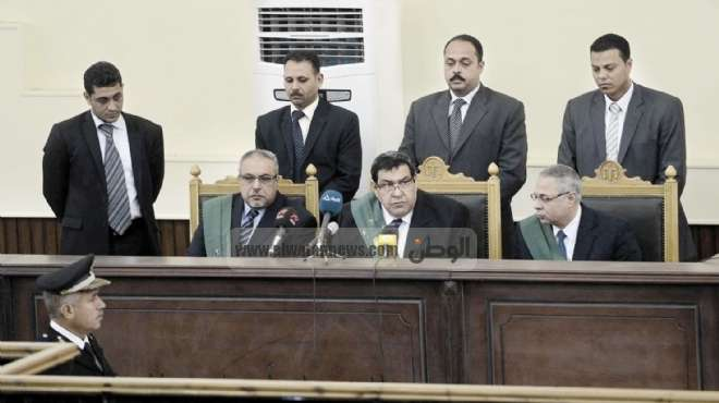 إحالة أوراق 26 متهماً للمفتى بتهمة التخطيط لاستهداف مجرى قناة السويس الملاحى