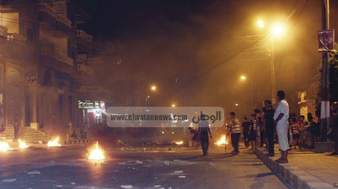 عاجل| مصرع أحد الإرهابيين بشمال سيناء انفجرت فيه
