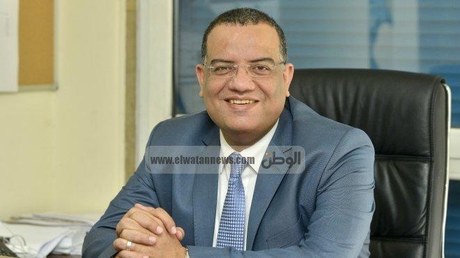 محمود مسلم رئيسا لتحرير الزميلة