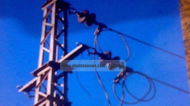مصرع شخص أثناء محاولة سرقة كابل كهربائي بالإسكندرية
