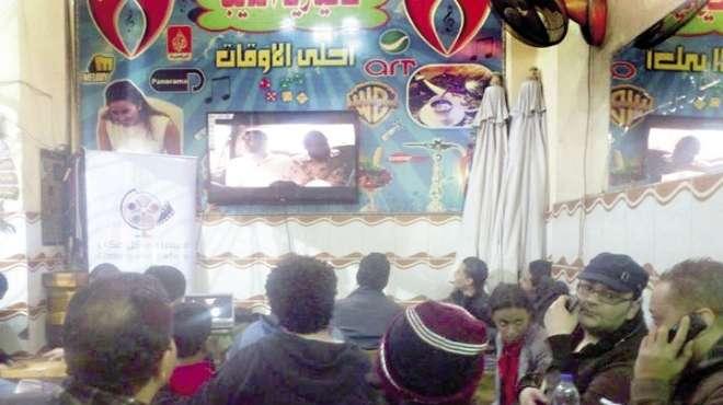 عرض الأفلام المستقلة فى المقاهى تحت شعار «السينما للجميع»