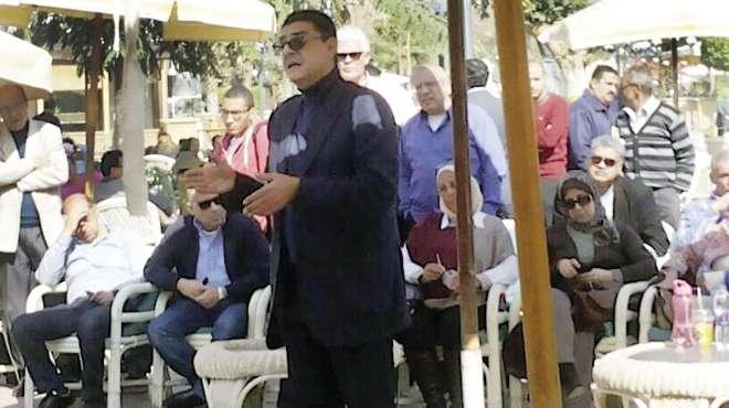 قائمة محمود طاهر تطالب باستبعاد سيد صادق من وظيفته بشكل مؤقت