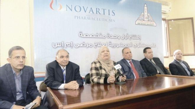 افتتاح أول وحدة متخصصة على مستوى الجمهورية لعلاج مرضى «الإم إس»