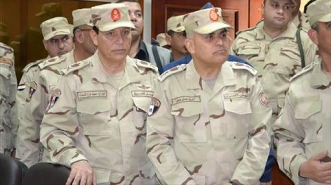 وزير الدفاع يفتتح