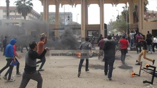 قنابل فى «الحرم الجامعى»