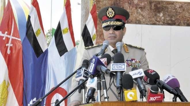 السيسي: قوات التدخل السريع تمتاز بالقدرة العالية على المناورة ومواجهة الإرهاب