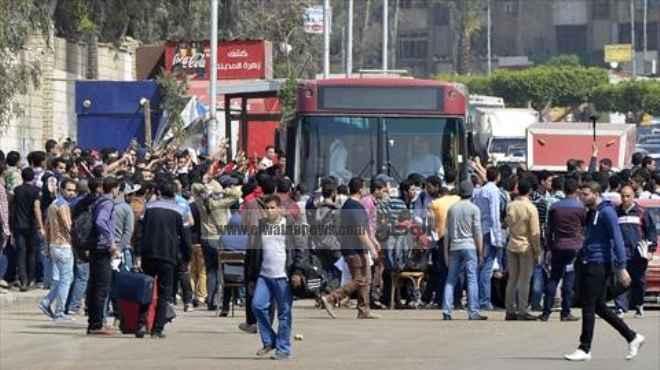 إنهاء إضراب العاملين بمرور قنا بعد الصلح مع رئيس المباحث