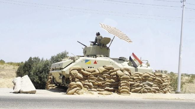 خبير استراتيجي: اختطاف جنود سيناء