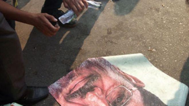 جهادى سابق: مزقت لافتات مرسى بعد توليه الحكم