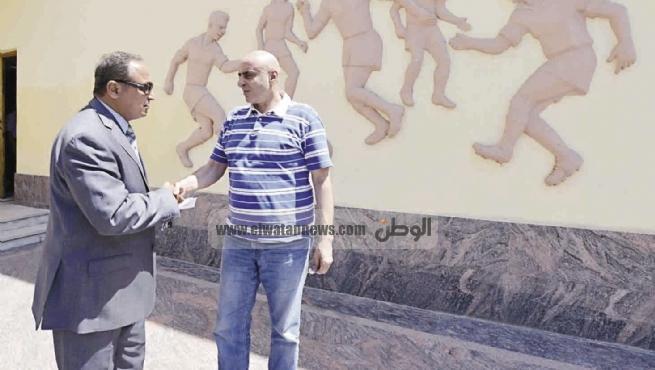 مجاهد: خالد عبدالعزيز أنقذ الدوري بإقامة مباراة الأهلي والجونة بالدفاع في موعدها