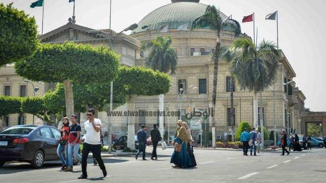 جامعة القاهرة توقع بروتوكول تعاون مع الهيئة العامة لتعليم الكبار