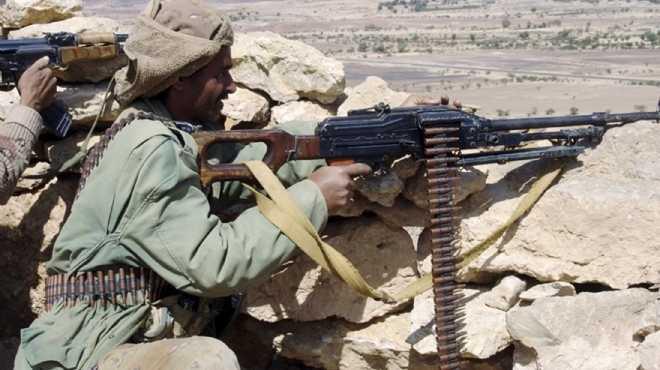مئات المتشددين المرتبطين بالقاعدة يعززون معقلهم في جنوب اليمن