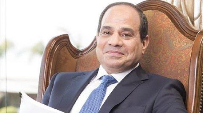 السيسي يلتقي رئيس هيئة قناة السويس.. اليوم