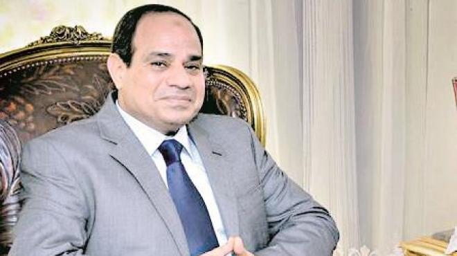 الأهلي يهنئ الرئيس عبد الفتاح السيسي في برقية رسمية