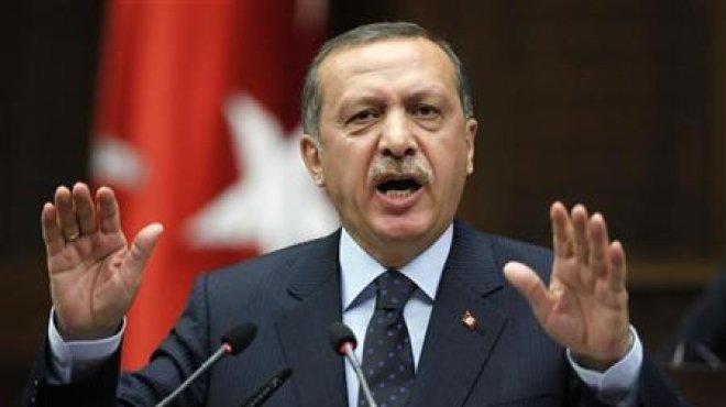 أردوغان يقحم اسم النبى محمد فى شعار حملته الانتخابية