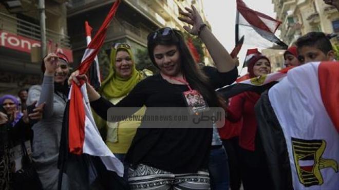 الإبراشي: سيدات مصر رقصن بـ