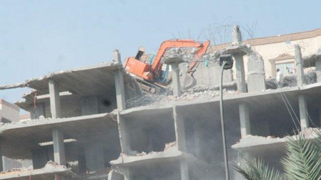 محافظ القاهرة: إزالة المباني المخالفة في جميع أحياء المحافظة دون استثناء