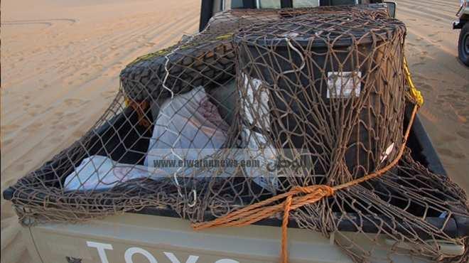بالصور| 60 مليار جنيه حجم عمليات التهريب المتداولة من ليبيا إلى مصر