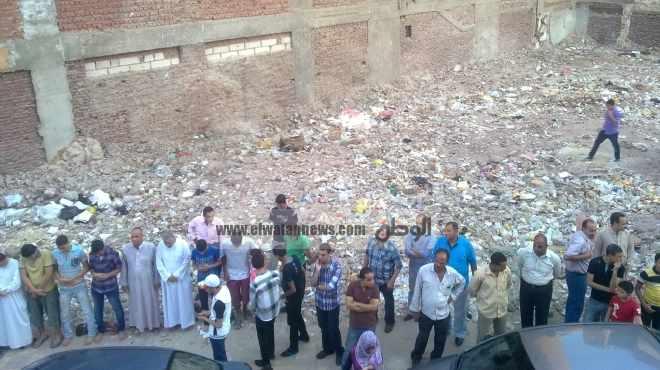 رفع 200 طن من القمامة المتراكمة بشبين الكوم خلال أسبوع