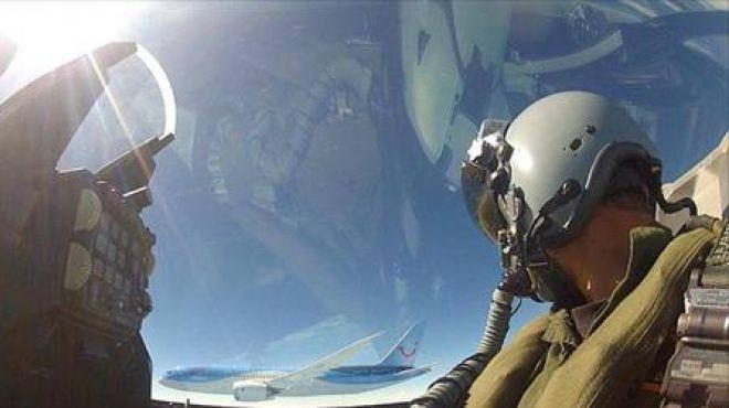تعرف على شروط اختيار الطيار الحربي الوطن