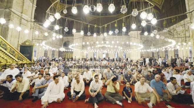 خطيب الجمعة بالقليوبية: القرأن الكريم دستور المسلمين وسبيل الخروج من مأزق الأمة
