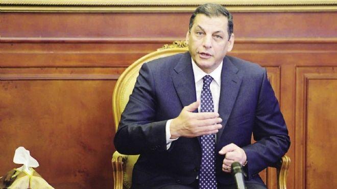 مصرع وإصابة 4 من حراس وزير الداخلية السابق أحمد جمال الدين
