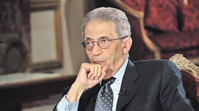 عمرو موسى: قصف مصر لـ