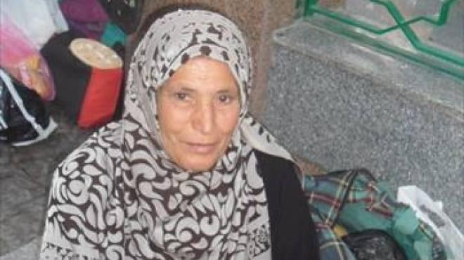 «فاطمة» من رحاب سيدنا الحسين: نفسى أروح الحجاز