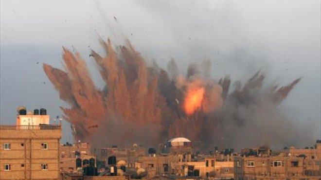 حصيلة اليوم السادس للعدوان على غزة.. 166 شهيدا و1120مصابا.. و4 إسرائيليين في