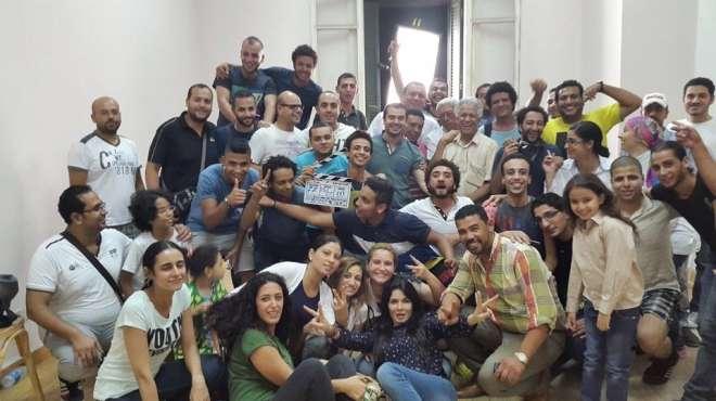 داود عبد السيد ينتهي من تصوير
