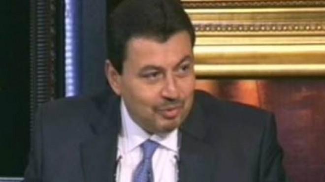حزب الحركة الوطنية يشيد بتعيين أحمد جمال الدين و فايزة أبو النجا