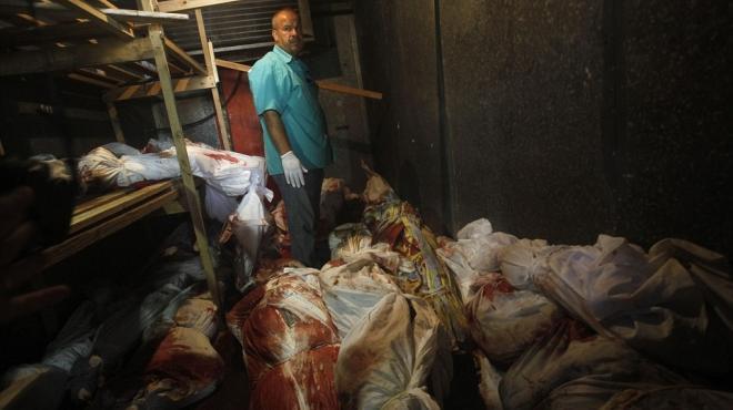 مستشفيات غزة تستعين بـ