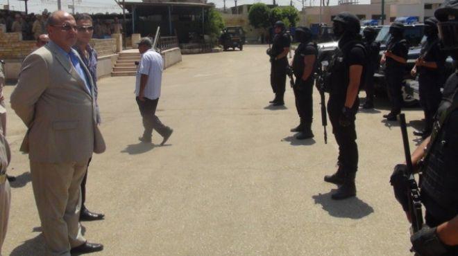مدير أمن القليوبية يعلن دخول قوات الانتشار السريع الخدمة