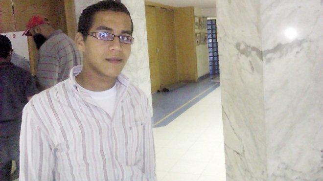 أحمد طه: اغتصبونى فى دار القضاء العالى