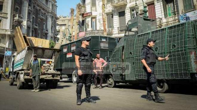 عريف شرطة يمزق جسد جاره بسبب خلافات سابقة في الغربية