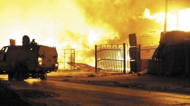 عاجل| عدة انفجارات متزامنة تهز مدينة العريش في وقت واحد