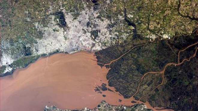 بالصور|رائدان يصوران المناظر الخلابة على الأرض من الفضاء