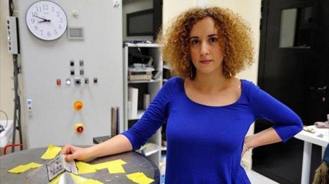 بالصور| أسماء بوجبار.. أول عالمة عربية وإفريقية تنضم لـ