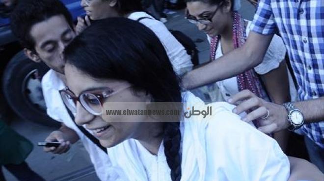 قوى سياسية بالإسكندرية تتضامن مع ماهينور المصري في قضية