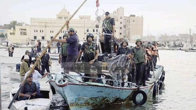 الحكومة تقرر بناء سور بحيرة المنزلة لمواجهة عمليات التهريب فى بورسعيد