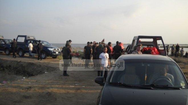 الحملة الأمنية على بحيرة المنزلة تلقي القبض على 186 متهما