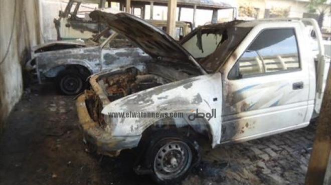 عاجل  سيارة مفخخة تستهدف الكتيبة 101 في شمال سيناء